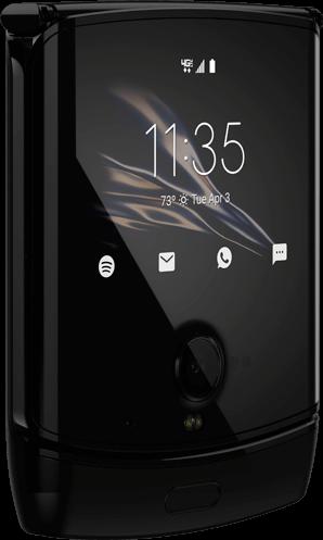 Moto Razr, ya filtraron las fotos del nuevo teléfono plegable de Motorola