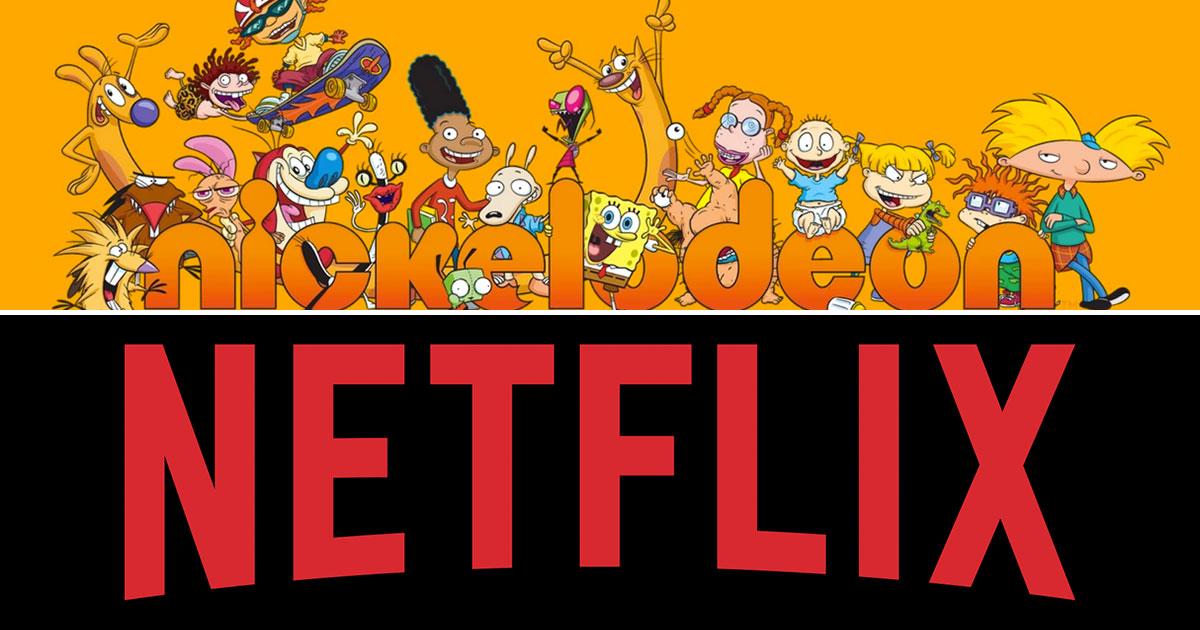 Netflix y Nickelodeon firman alianza para producir contenidos