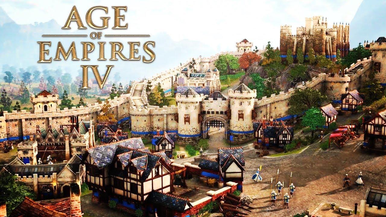 Presentan el primer trailer del gameplay de Age Of Empires 4