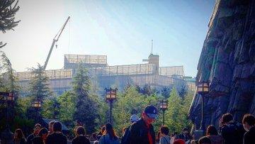 Revelan las primeras fotos del parque temático Super Nintendo World