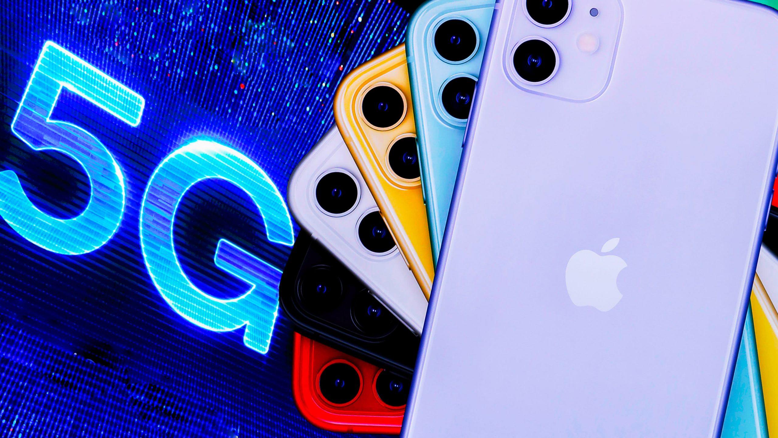 Se espera que Apple lidere las ventas de smartphones 5G en 2020