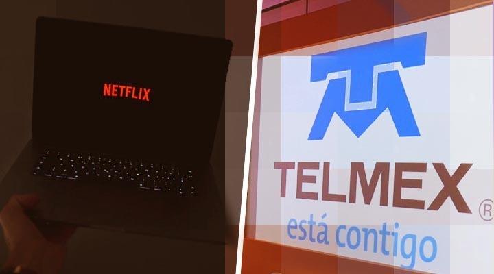 Telmex ofrecerá Netflix gratis en sus paquetes Infinitum