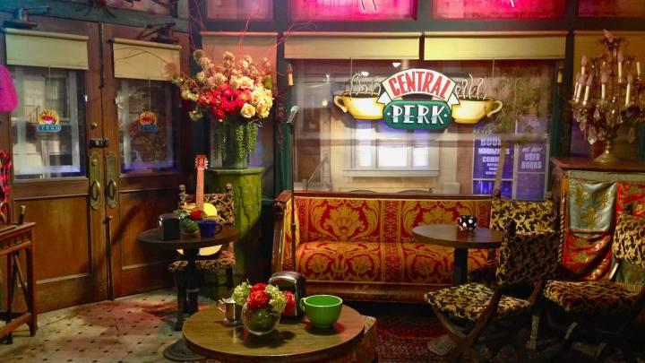 Visita el Central Perk de Friends totalmente gratis en Polanco