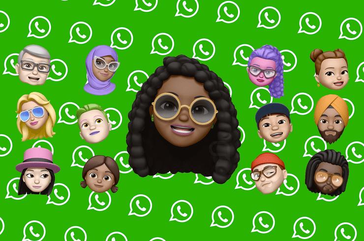 WhatsApp estrena nuevos emojis en su última versión