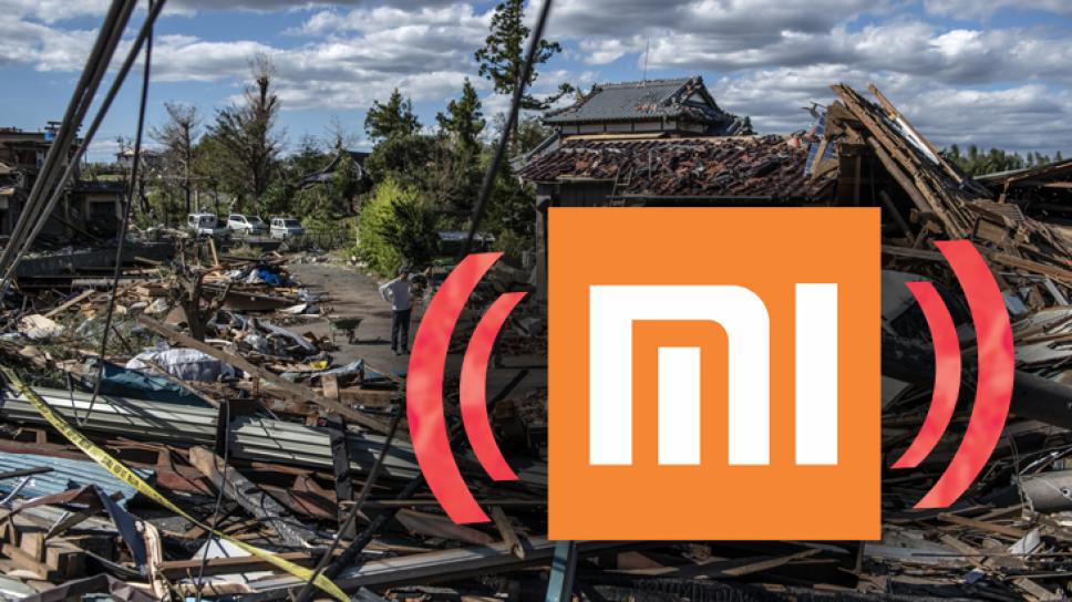 Xiaomi integra alerta sísmica en sus smartphones y televisiones