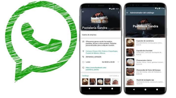 Ya puedes crear un catálogo de productos en WhatsApp