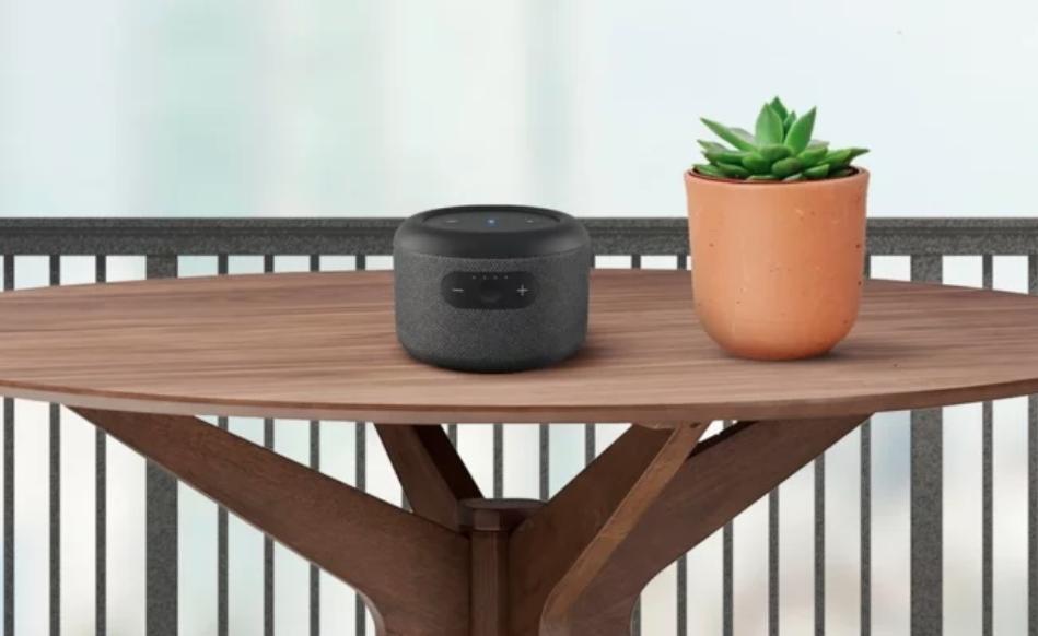 Amazon lanza un altavoz Echo portátil e inalámbrico