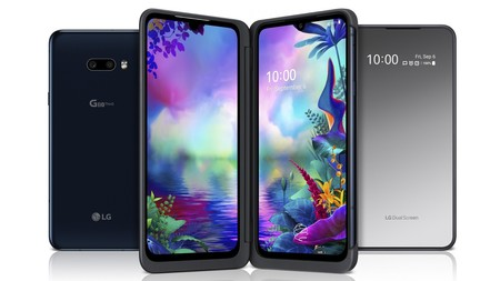 El LG G8X ThinQ con doble pantalla llega a México