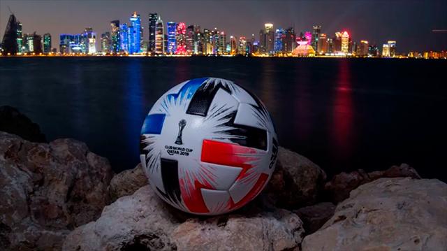 El Mundial de Clubes se jugará con un balón de los 'Súper Campeones' 2