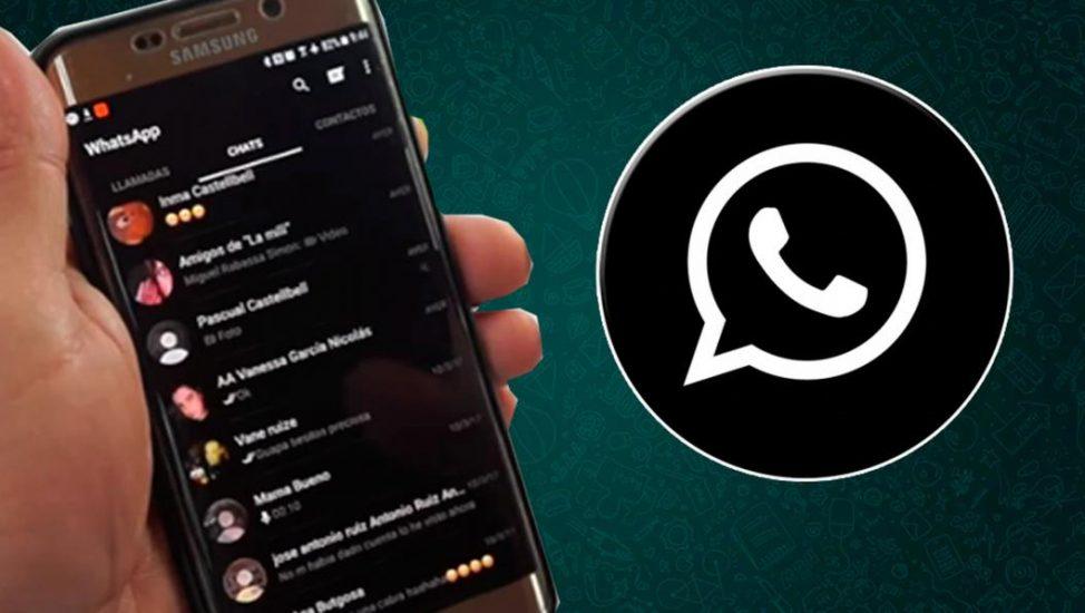 El modo oscuro de WhatsApp cambiará en automático en tu celular