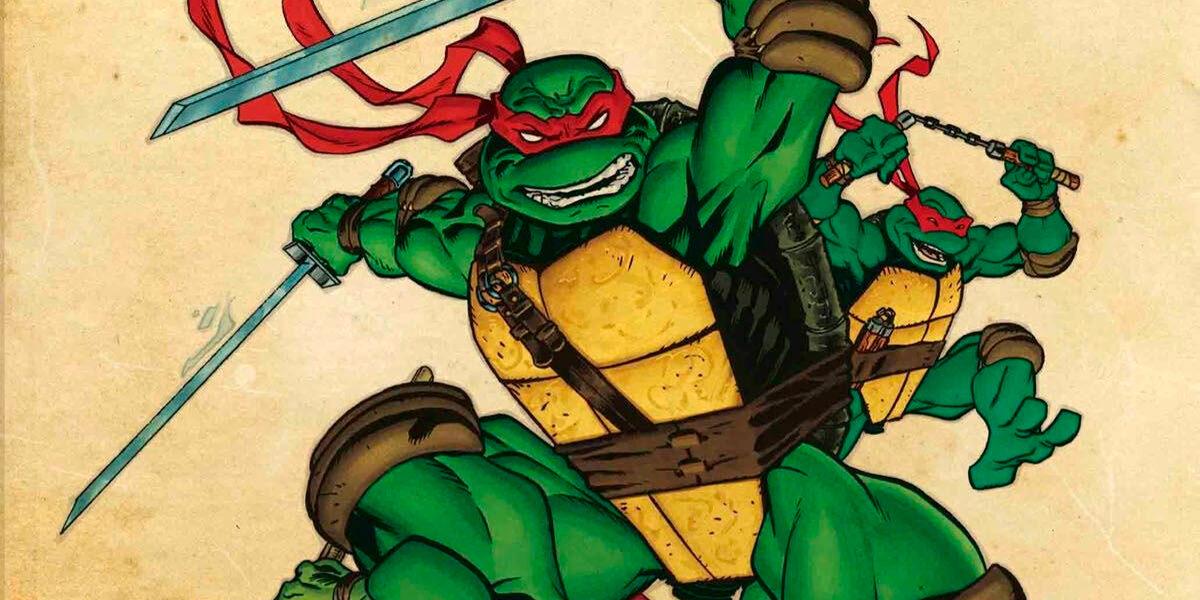 Habrá nuevo cómic de Las Tortugas Ninja para 2020