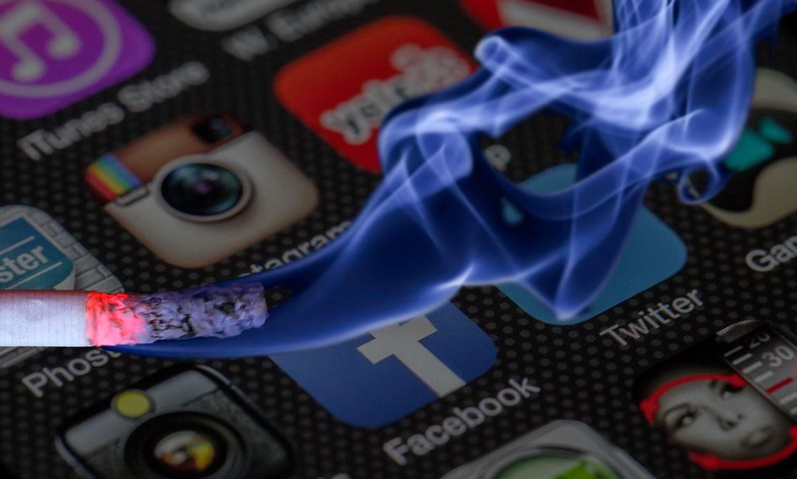 Instagram prohibe a 'influencers' promocionar armas, vapeadores y tabaco