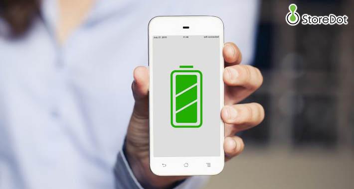 La tecnología que permitirá cargar tu celular en 5 minutos