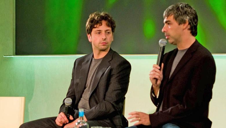 Larry Page y Sergey Brin dejan toda la gestión de Alphabet y Google