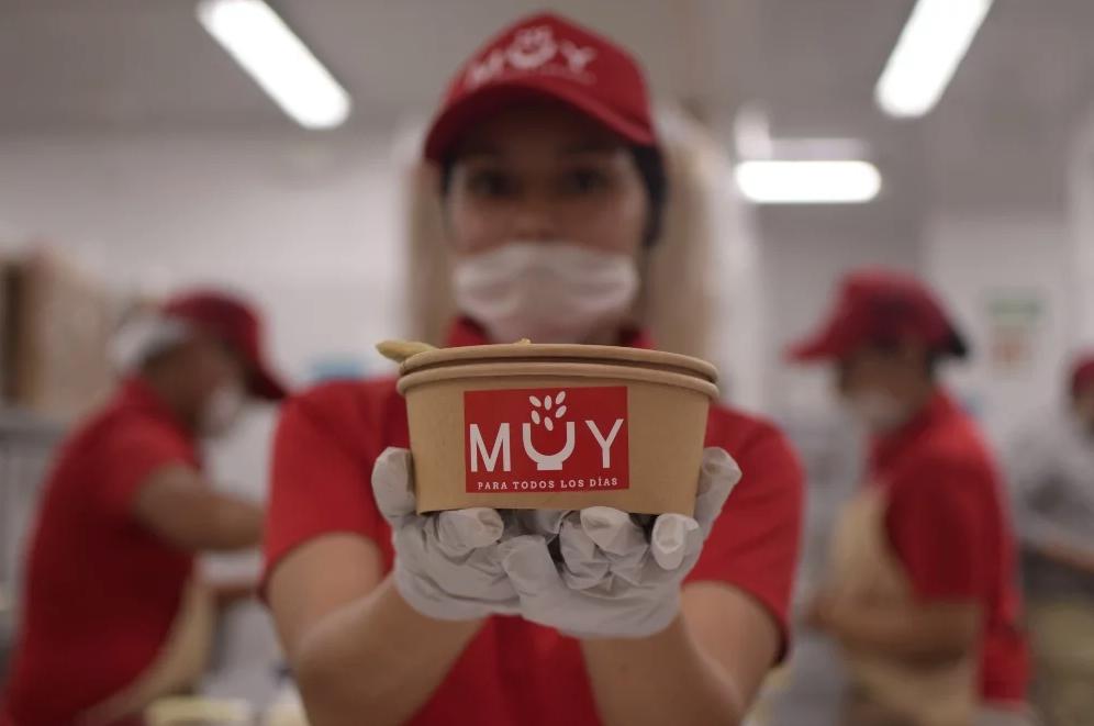 Llega a México el primer restaurante inteligente