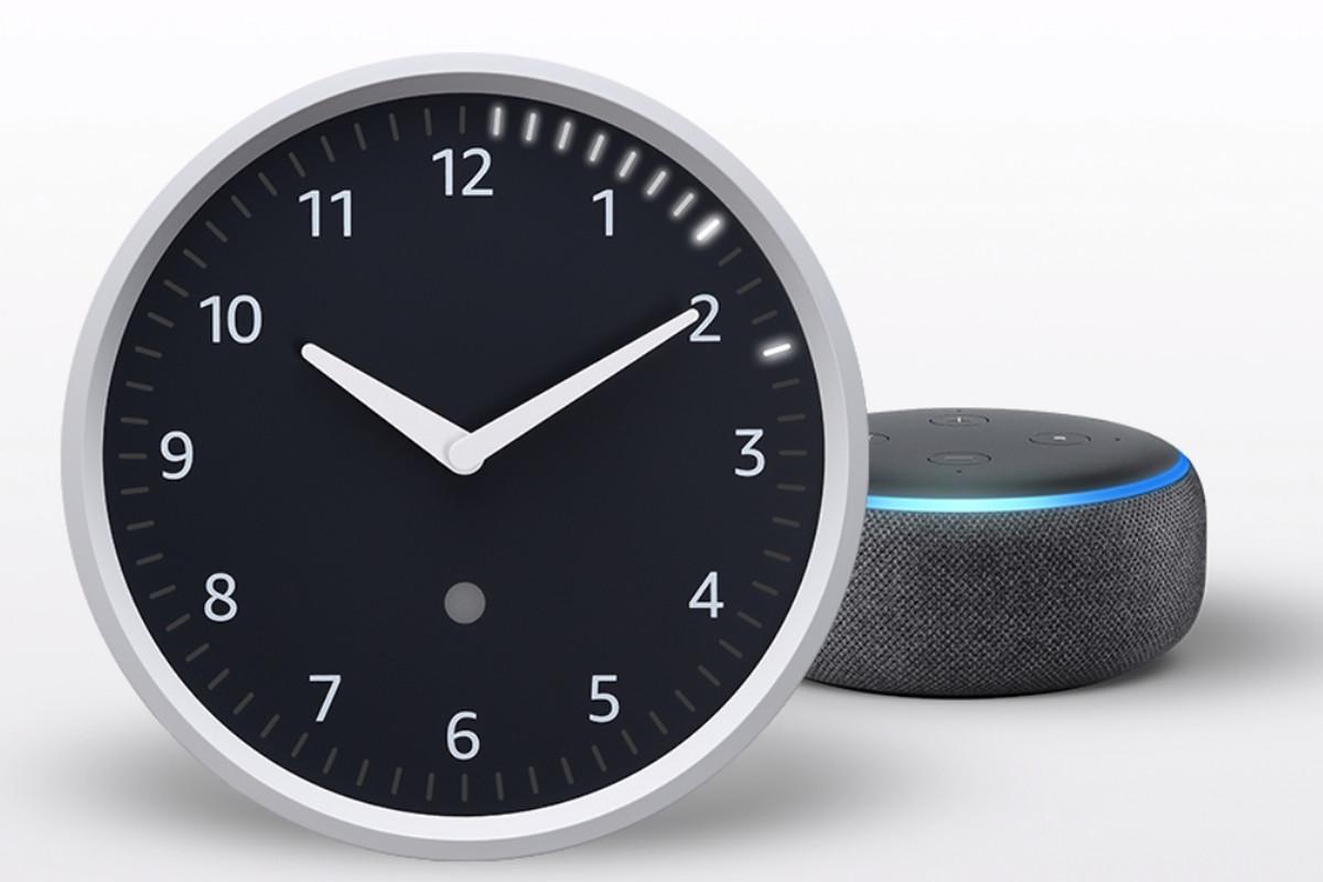 Los nuevos Echo, Echo Dot y Echo Wall Clock de Amazon