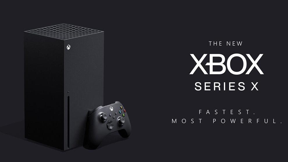 Microsoft presentó su nueva consola: Xbox Series X