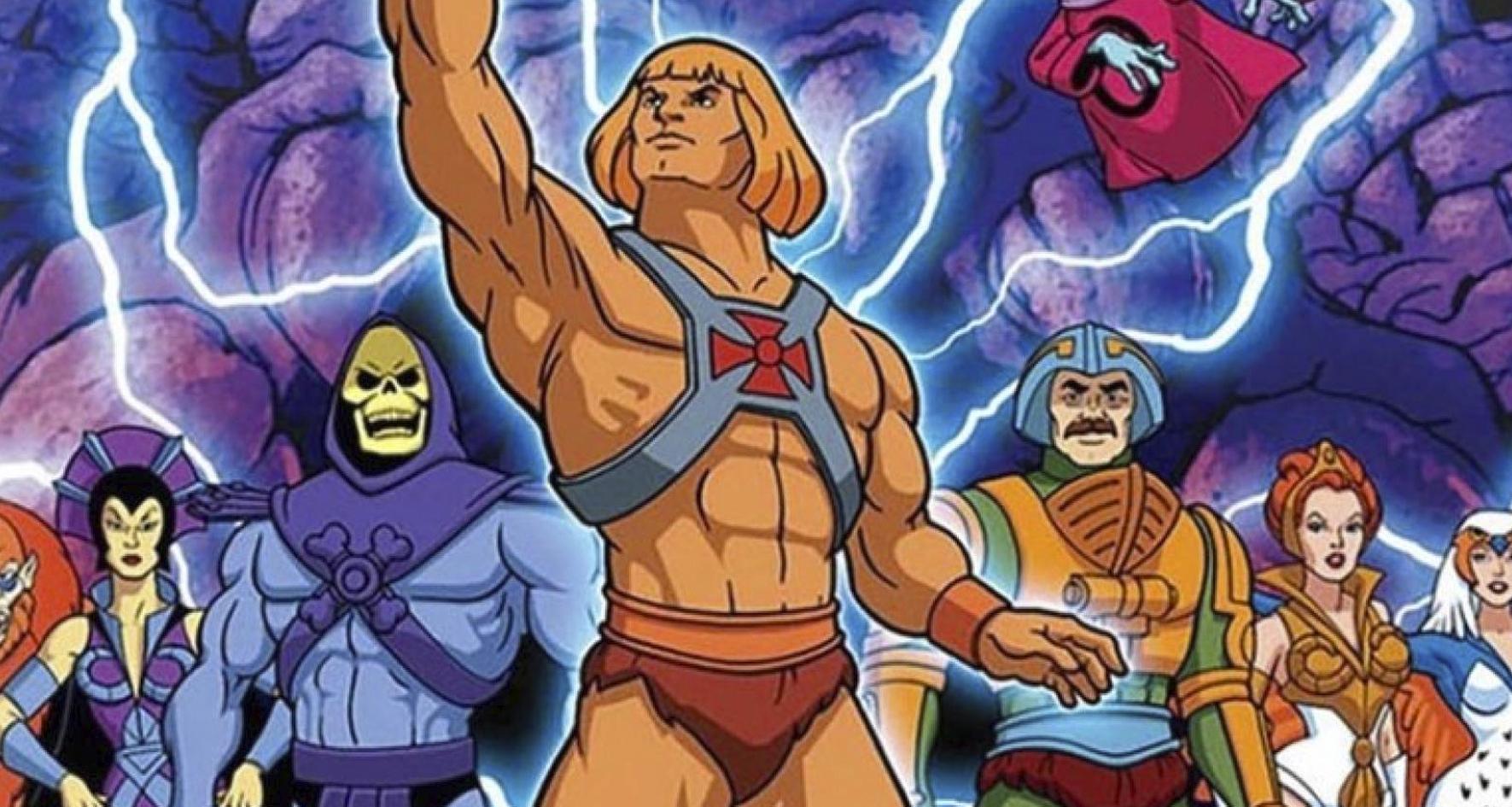 Netflix anuncia una nueva serie animada de He-Man