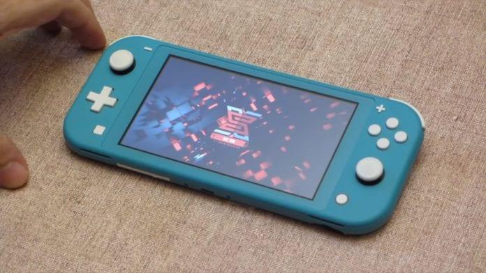 Nintendo Switch Lite es hackeada por el Team-Xecutre