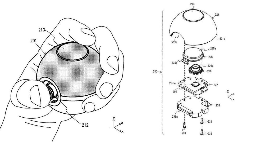 Nintendo registró patentes para una nueva Pokébola 2