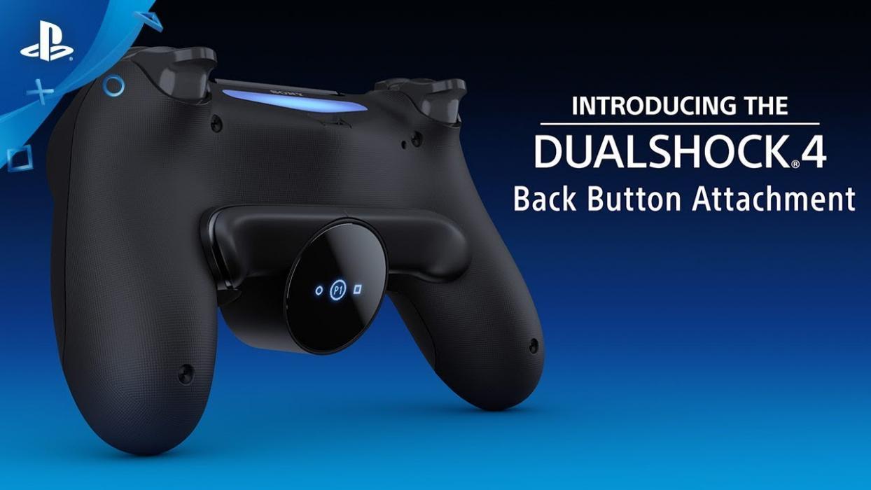 PlayStation anuncia nuevo accesorio para el mando DualShock 4