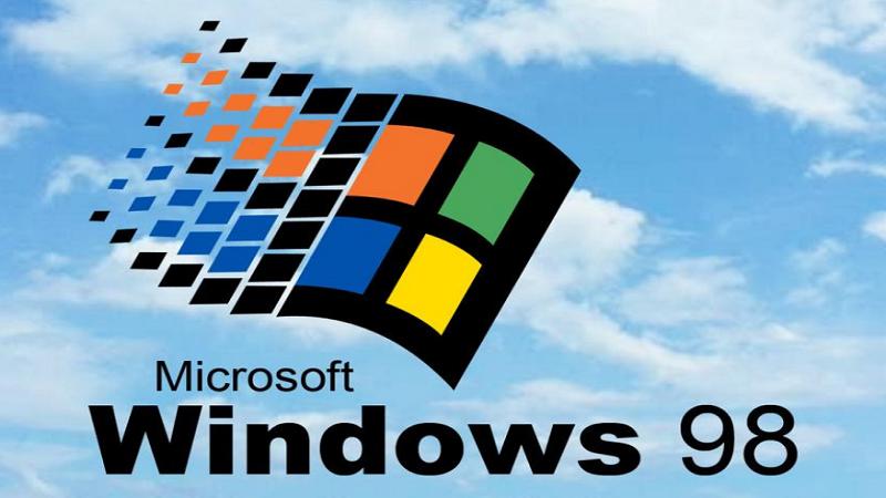 ¿Recuerdas estas maravillas de Windows 98?