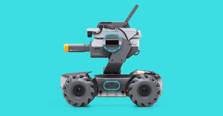 RoboMaster S1, el robot educativo de DJI