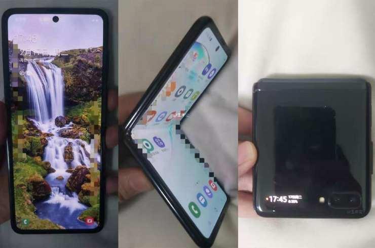 Se filtra el diseño del próximo Galaxy Fold de Samsung
