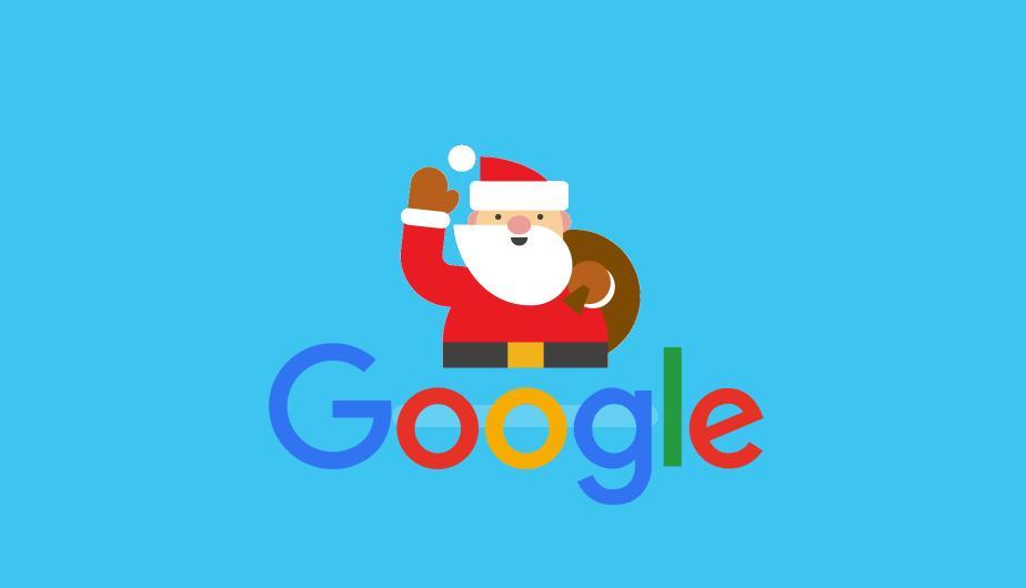 Sigue el recorrido de Santa Claus con Santa Tracker de Google