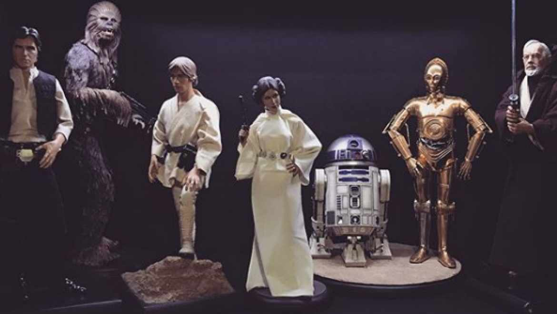 Visita el museo estelar de Star Wars en la CDMX