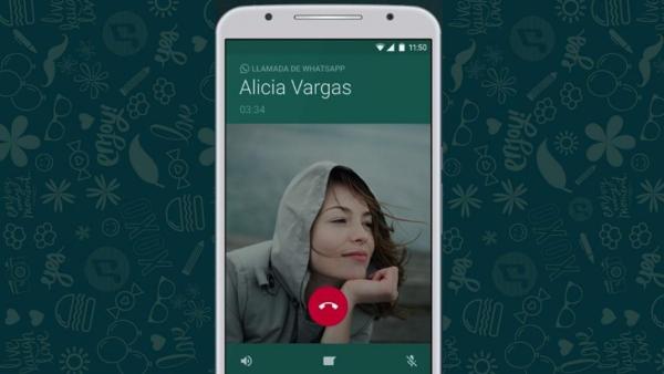 WhatsApp ya incluye una función de llamadas en espera