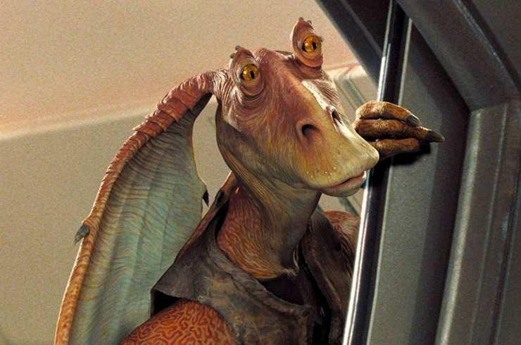 Jar Jar Binks aparecería en la serie de Obi-Wan Kenobi