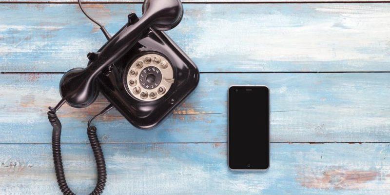 Los números del teléfono fijo que aún funcionan como servicios