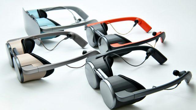 Panasonic presenta sus lentes de realidad virtual con UHD y HDR