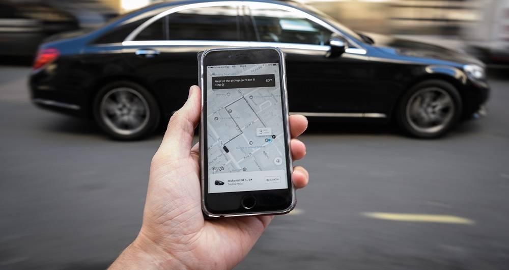 Uber se irá de Colombia a partir de febrero
