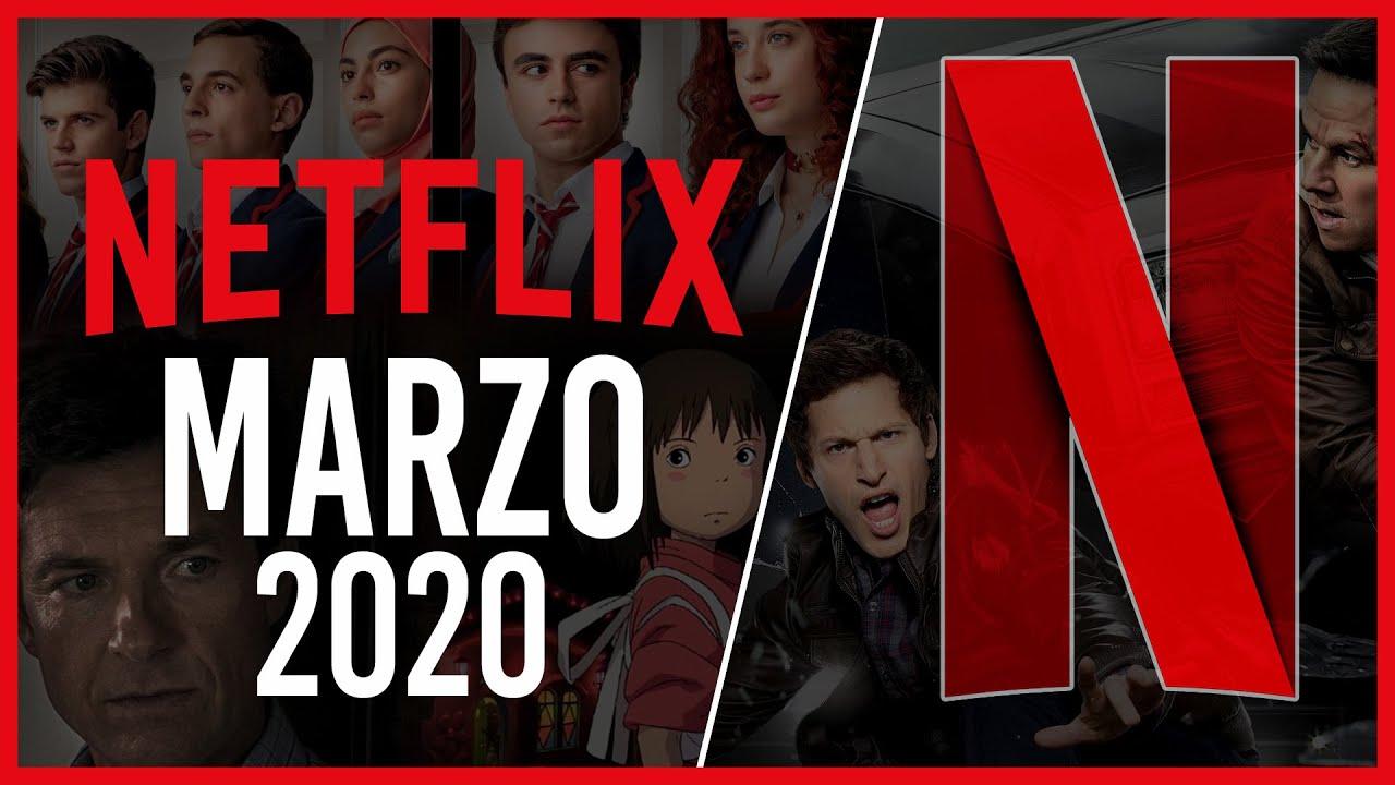 Conoce los estrenos de Netflix para marzo