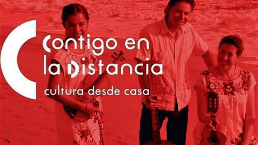 Contigo a la distancia: La plataforma de streaming de la Secretaría de Cultura