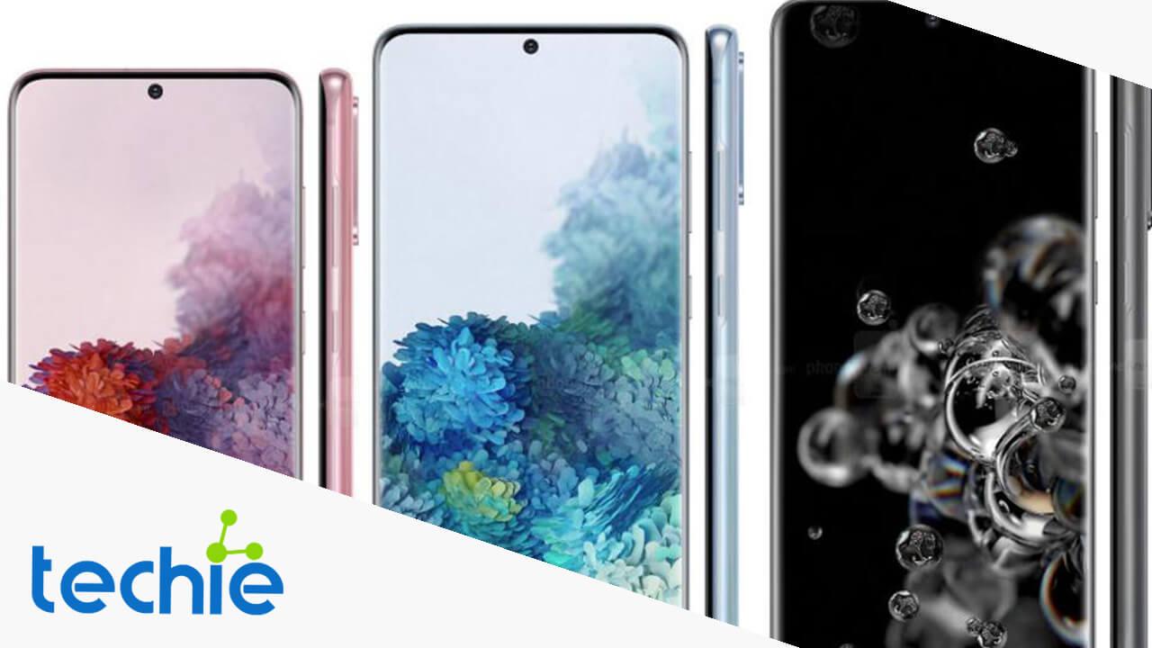 Galaxy S20+ el teléfono más barato de Samsung