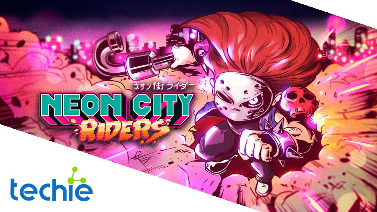 Neon City Riders ya tiene fecha de lanzamiento, aquí te contamos todo