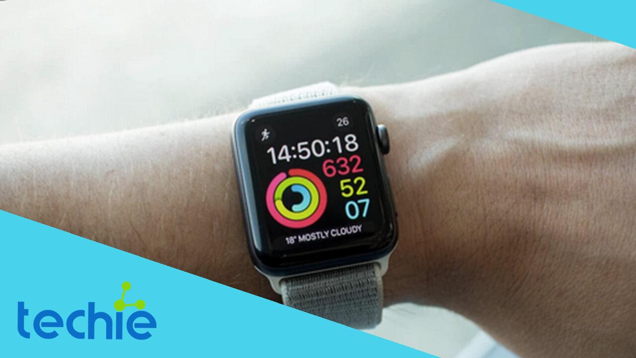 Los Apple Watch podrán medir el nivel de oxígeno en tu sangre