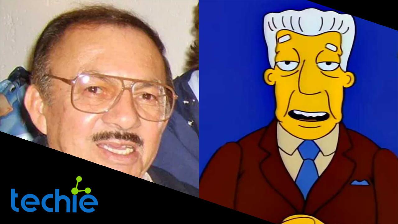 Fallece Gonzalo Curiel, la voz de Kent Brockman de Los Simpson