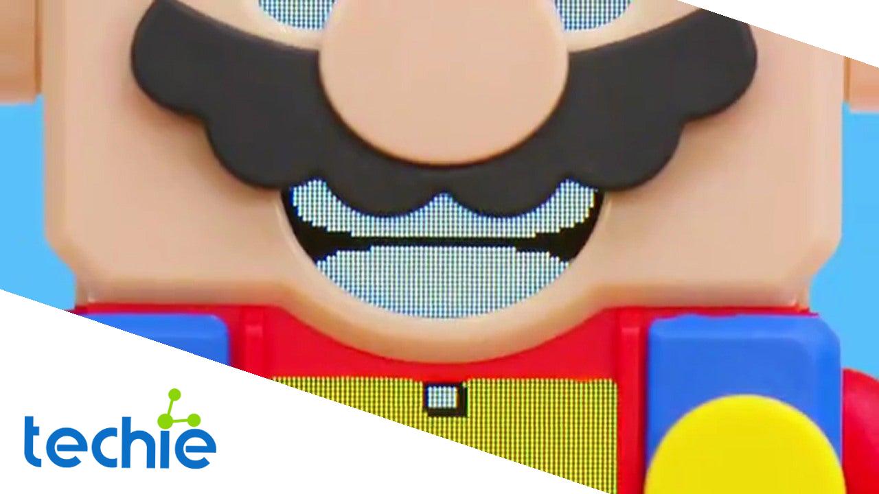 Lego y Mario Bros podría ser una realidad