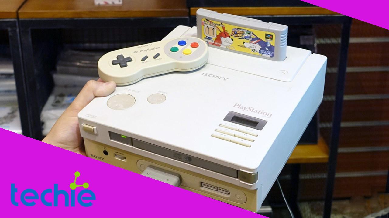 Por fin se vendió la Nintendo PlayStation