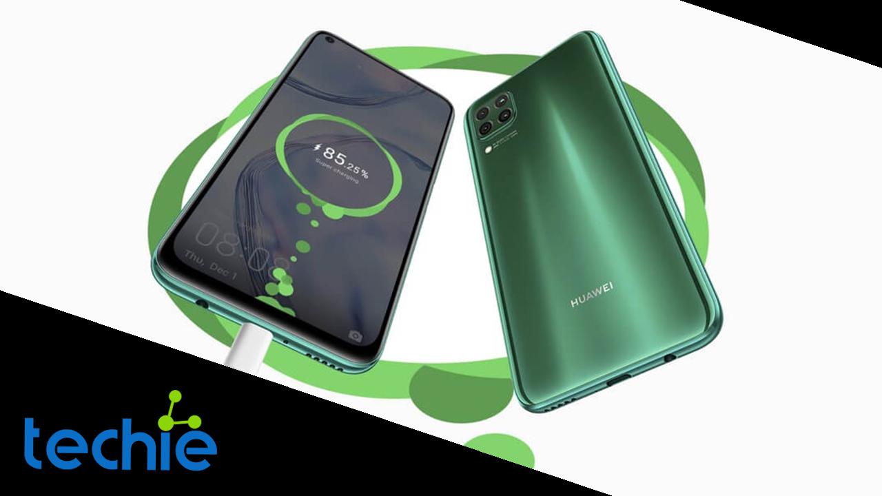 Huawei presenta su nuevo P40 Lite en México