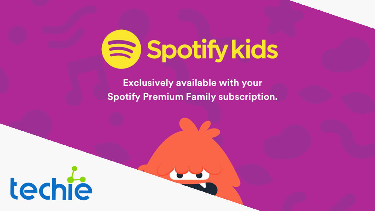 Conoce Spotify Kids
