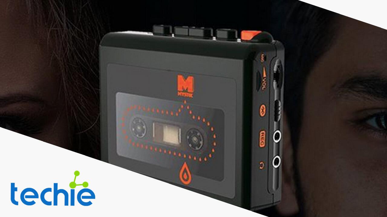 El Walkman regresa con una funcionalidad Bluetooth