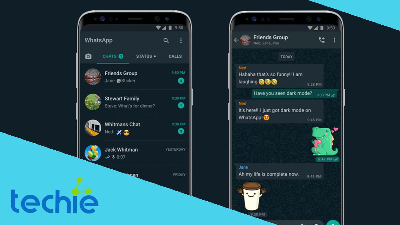Modo oscuro en WhatsApp, aquí te contamos como activarlo!