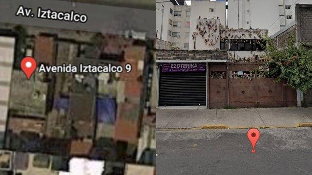 Avenida Iztacalco 9: La terrorífica casa que debes buscar en Google Maps