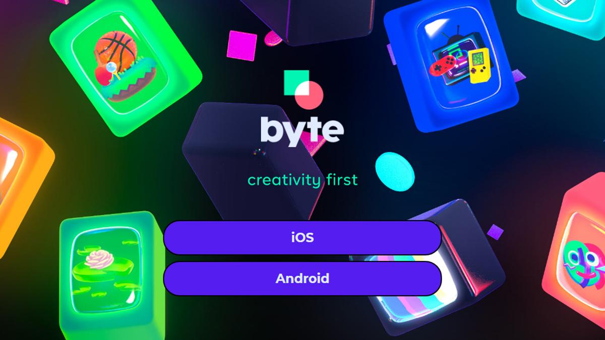 Byte, la nueva app de videos del creador de Vine
