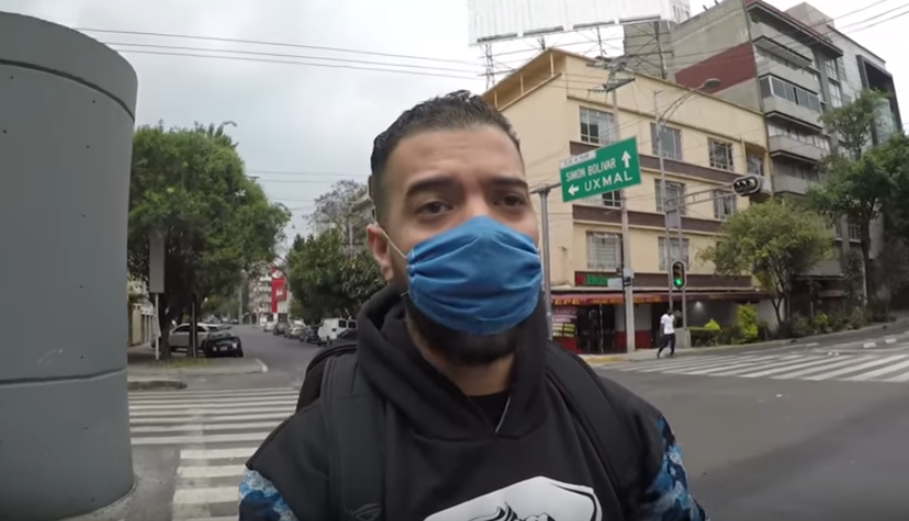 Diputado pide que se expulse del país a YouTuber que no respeto cuarentena por tener COVID-19